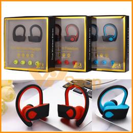 bunte bluetooth kopfhörer Rabatt W3 TWS Ohrbügel Sport Kopfhörer Bunte drahtlose Mini HIFI Bluetooth V5.0 Ohrhörer drahtlose Headsets Kopfhörer Kopfhörer