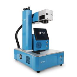macchine plc Sconti Touch screen PLC di nuova generazione intelligente a doppia luce rossa per la riparazione del telefono cellulare di separazione del laser
