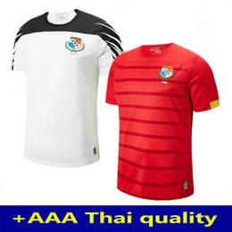 Camisas de futebol marrom on-line-frete grátis 2019 2020 Panamá de Futebol 9 TORRES 11 BROWN 2020 LONGE ENFERMEIRA QUINTERO B.PEREZ GODOY Início RED Branco Branco Football Shirt