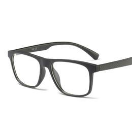 d969b9f654ff capitalKeyWord UK - 2019 tr90 Fashion Women Glasses Frame Men Black  Eyeglasses Frame