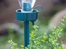 Controlador de rociadores de agua online-Controlador automático del dispositivo de riego de la planta Kits de riego automático de la planta Riego por goteo Jardín Rociador Flor Herramientas de riego automático