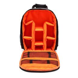 schnelle schlinge kamera Rabatt Neue Outdoor Kleine DSLR Kameratasche Kamera Video Rucksack Wasserdicht multifunktionale atmungsaktive Kamerataschen mit Stativ