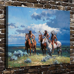 Wholesale Western Art Paintings - Buy Cheap Western Art