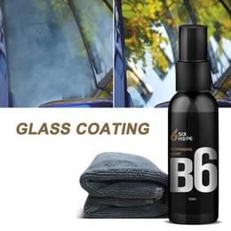 spray de névoa Desconto 2019 50ml Espelho Car Glass Window Anti nebulização líquido spray anti nevoeiro agente CSL88
