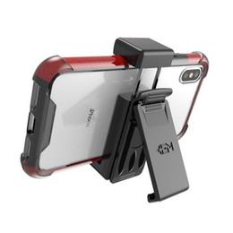 billige telefonzubehör großhandel Rabatt Universal Holster Holder mit Gürtelclip für Mobiltelefon iPhone X XS Max XR 8 Samsung Galaxy S9 Fit Mobile Unter 5,7 Zoll