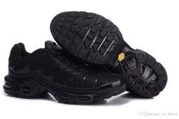Remise Femmes Sneakers Classique Tn Femmes Chaussures Décontractées Noir Rouge Blanc Sport Trainer Femme Surface Respirant Chaussures Casual ? partir de fabricateur