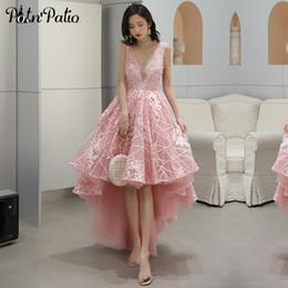 bc938af666e74 Shop High Low Feather Prom Dresses UK | High Low Feather Prom ...