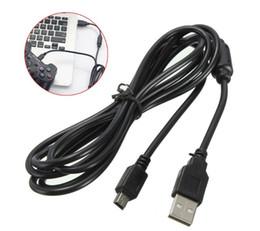 xbox führen Rabatt 1,8 m Mini-USB-Ladekabel für die kabellose Länge der Sony Playstation 3 PS3