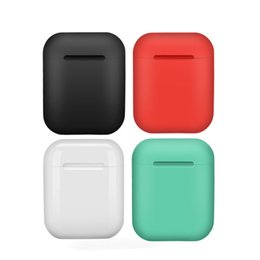 2019 fone de ouvido bluetooth oppo Da I12 TWS Bluetooth Earphones Toque Twins Earbuds Mini Wireless Headphones Headset com microfone V5.0 Stereo para Android Phone 6 cores