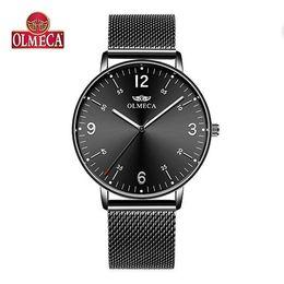 часы ручной воды Скидка Clock  Watch Reloj Hombre Men's Watches Water Resistant Chronograph Luminous Hands Wristwatch Couples watch