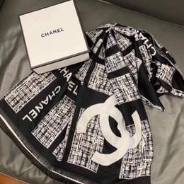 2019 beste schal marken Luxus-Designer Design Schal für Männer und Frauen, 2019 den neuesten meistverkauften Marke Schal Art und Weise klassischen Schal für Männer Frauen 180 * 70cm M789 rabatt beste schal marken