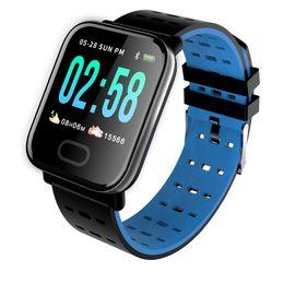 Умный здоровый браслет онлайн-Умные часы многофункциональный умный и здоровый образ жизни собирать браслеты артериальное давление монитор сердечного ритма сна умный браслет