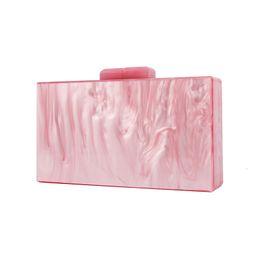 Sacs à main de luxe Femmes Sacs Designer Sac Acrylique Perle Rose Bolsas Shopping Voyage Make up sac à main D'été Boîte Acrylique Embrayage # 151083 ? partir de fabricateur