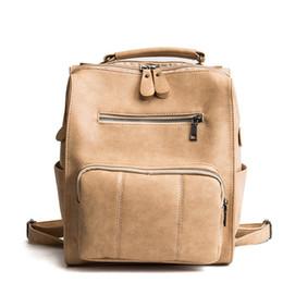0aa3928a934c Women Backpack Pu Leather Backpacks For Teenage Girls Female Large Capacity  Travel School Bagpack Mochila Hot Jl-60250032 female backpack preppy style  deals