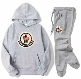 Nueva moda Hombre Sudaderas para mujer chaqueta caliente estudiantes Ropa deportiva Chándal Chándal unisex Casual chándal abrigo pantalones FS32035 desde fabricantes