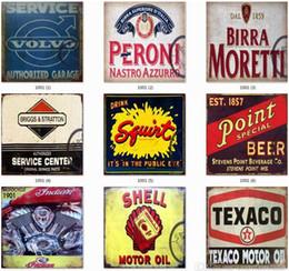 caffetteria Sconti Targa in metallo Decorazioni da parete in ferro Adesivo da parete in metallo Retro Bar in metallo Garage Poster Cucina da moto Ristorante Bar Pub Cafe Decorazione Arte