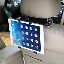 1 Takım Evrensel Araba Arka Koltuk Tablet PC Tutucu Standları Araba Kafalık Yastık Tembel Tutucu Ipad Tablet PC için Braketi ... nereden telefon stand notu tedarikçiler