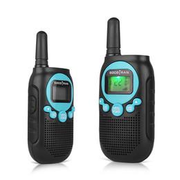 Radios gmrs online-US / CA / MX licencia walkie talke FRS / GMRS radio bidireccional 0.5W 22CH Radio VOX con código de privacidad batería recargable 2Pair / 4Pcs