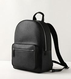 mini mochila multibolsillos Rebajas Bolso de la escuela de alta calidad de las mochilas para hombre de Damier Cobal de la marca del diseñador de Europa N41612