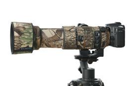 Argentina ROLANPRO Cubierta de lluvia de camuflaje para lentes a prueba de agua de nylon para SIGMA 60-600mm f4.5-6.3 DG OS HSM Lente para deportes Funda protectora Pistolas Suministro