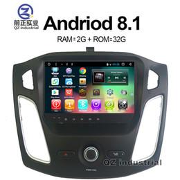 honda civic car dvd gps player Скидка QZ промышленные HD 9 дюймов Окта ядро Android 8.1 T3 для Ford Focus 2012-2016 автомобильный dvd-плеер с GPS 3G 4G WIFI Bluetooth стерео радио RDS карта