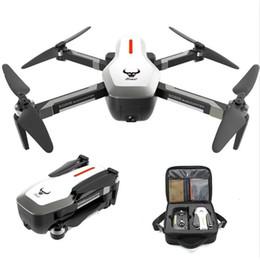 2019 rc nano quadcopter mini drone ZLRC Besta SG906 5G WiFi GPS FPV Drone com 4K câmera de alta Reter Mode com Handbag RC Quadrotor Drone RTF MX191130