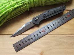 Haute Qualité CNC BM 940 943 BM940 BM943 440C Lame FRN Poignée AXIS Système Cuivre Shim EDC Tactique Survie Camping Couteau Pliant ? partir de fabricateur