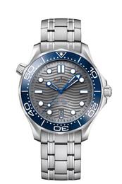 relógio de ouro azul cerâmico de safira Desconto Luxo Novos Homens Relógio Mecânico Automático de Prata Preto Azul Rosa de Ouro James Bond 007 Cerâmica Bezel De Cristal De Safira