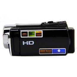2019 zoom pc Cámara de video digital Full HD 1080P Cámara de video de 16x con zoom de 16 MP, cámara para PC, vista LED zoom pc baratos