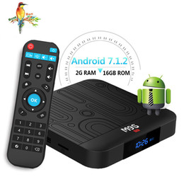 2019 3d hd box Оригинальный M9S W1 2 ГБ 16 ГБ Android 7.1 TV Box Quad Core Amlogic S905W с 2,4 ГГц Wi-Fi 3D 4K с поддержкой IPTV HDMI 4K H.265 лучше S905X2 T9 дешево 3d hd box