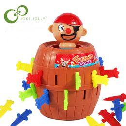 2019 tio juguetes barril Pequeños o grandes juguetes piratas de fiesta barril tío espada juego piratas barriles piratas crisis barriles Novela y fantasía juguete WYQ tio juguetes baratos