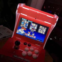 Canada Hot Retro Classic Machine de jeux d'arcade de console Galopant Ghost Dual Player 1388 JEUX Enfants Adultes Jouets Expédition DHL. cheap arcade dual Offre