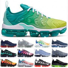 Plus TN BE TRUE Männer Frauen Schuhe triple schwarz weiß VOLT Regenbogen Olive Designer Mens Trainer sports Turnschuhe laufen