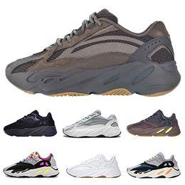 super popular 76ade 5609c Nuove 700 scarpe da corsa malva Best Wave Runner 700 Kanye West scarpe da  uomo degli stilisti delle donne 2019 stivali di marca taglia 36-46