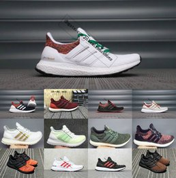 high quality women casual sneaker Promo Codes - 2019 New Ultraboost 3.0 4.0 Sports Shoes Men Women High Quality Chaussures Ultra Boosts 4 III White Black Athletic Casual Luxury Sneakers