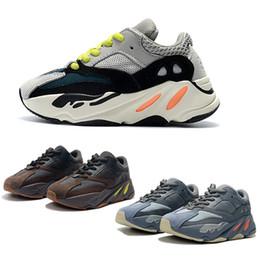 Zapatillas de correr para niños Zapatillas Kanye West Wave Runner 700 V2 para jóvenes Zapatillas Sply 700 Zapatillas deportivas para niños Calzado para niños pequeños Tamaño: 28-35 desde fabricantes