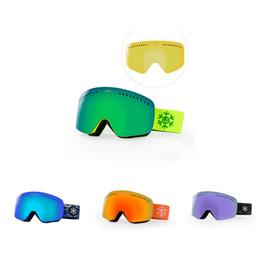 Model Number Snow-4100 Additional Increase Lightness Enhanced Luminosity Ski Lens Glass For Weak Light Tint Cloudy Weather Sports & Entertainment