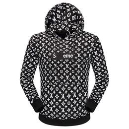 Italie Marque hoodies 2019 g Designer Hommes Sweat À Capuche Sweatershirt Chandail Hommes Hoodies Marque Vêtements Mince À Manches Longues Jeunes Mouvements Streetwea ? partir de fabricateur