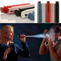 Productos en spray online-El spray de pimienta de la autodefensa del spray de pimienta Gama de Producto Mini