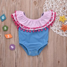 dcfdcccd91808 cute year old girls clothes Coupons - Fairyshm Summer New Girls Onesies 0-1  Years