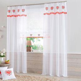 2019 stringa di paglia all'ingrosso Tulle tenda pura per soggiorno translucidus Valance trattamento finestra voile Curtain Drape Valance Pannello di finestra pura