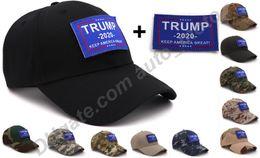 11 Arten Qualitätssonnenhüte Donald Trump 2020 Baseballmützen wir Präsidentschaftswahlhuttarnungs-Baseballmützen-Erwachsen-Sport-Hüte von Fabrikanten