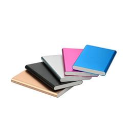 2019 banco de energia menor Ultra fino banco de potência slim powerbank 8000 mah para o telefone móvel Tablet PC bateria Externa frete grátis