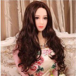 2019 große brust sexy mädchen 165cm Heißer Verkauf erwachsene Spielwaren für Männer Sex japanische Liebespuppe Gummifrauen Pussy jouets sexuels reale Geschlechtspuppe Silikon