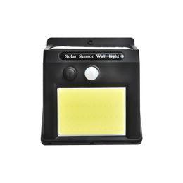 Canada 48 LEDs Super Bright Capteur De Mouvement PIR LED Lumière Lumière Extérieure Lumière Solaire Led Lampe Offre