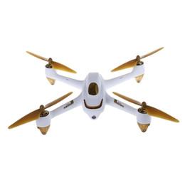 helicóptero escovado do rc do motor Desconto Atacado H501S X4 5.8G FPV 10CH Brushless com 1080 P HD Câmera GPS RC Quadcopter Modo RTF Drone BNF Corpo Aeronave