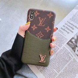 plugues bling para iphone Desconto 12 cores para iphone 11 pro max slim case designer phone case para iphone xs / xr 8/7 para samsung s 8/9/10 tampa traseira com slot para cartão