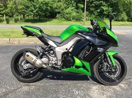 2019 inyección de carenado zx14 KITS DE ACE Carenado de motocicleta para KAWASAKI Ninja Z1000SX 2011 2013 2014 2016 Inyección o compresión Carrocería Una variedad de colores NO.V557V