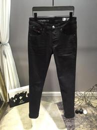 """Taille 29 jeans hommes en Ligne-2019 """"NOUVEAU style DIESEL 2019 FAMOUS BRAND MEN'S DESIGN LAVÉ CASUAL Plaid SLIM SUMMER LÉGER DENIM STRETCH DENIM SKINNY JEANS taille 29-40"""