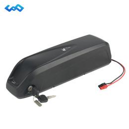 Lg аккумулятор онлайн-Электронный велосипед 48V 10.4 Ah Hailong батареи использовать LG клеток литий-ионный аккумулятор матч 48V 750 Вт 1000 Вт Bafang мотор